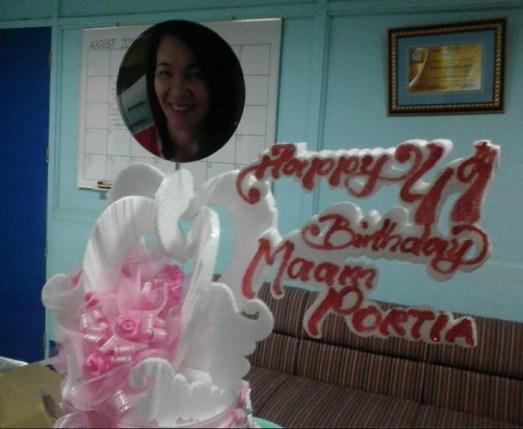 Birthday celebrator