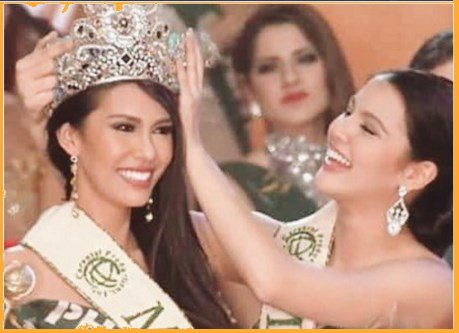 Angelia G. Ong, Miss Earth 2015